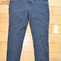 Express Legging  Jeans 10 Gray  Grey Wash Women Crop Cropped Photo