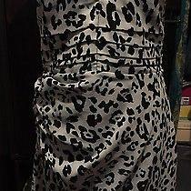 Express Leopard Print Dress Photo