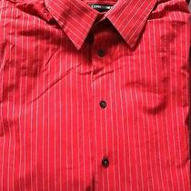 Express Long Sleeve Button-Down Large Modern Fit Photo