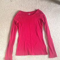 Express Long Sleeve Fitted Top Photo