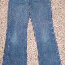 Express Low Rise Hipsters Flare Leg Blue Jeans Size 1 2 Buy4ship Free Photo