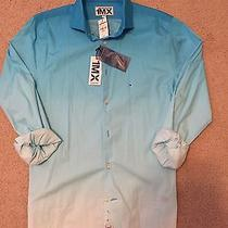 Express Men's 1mx Ombre Shirt Photo