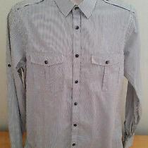 Express Men's Dress Up Shirt (Please Read Description) Photo