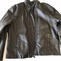 Express Men's Jacket (Black) Photo
