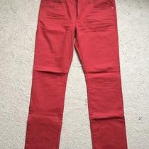 Express Men's Jeans 34x34 Red Photo