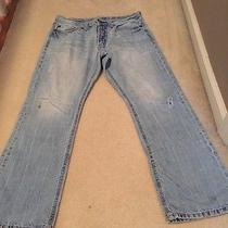 Express Men's Jeans Size 3230 Photo