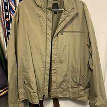 Express Mens Khaki Jacket L Photo