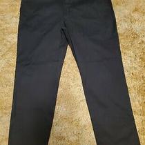 Express Men's Producer Pants Black Size 40/32 Photo