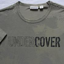 Express Men's Short Sleeve Crew Neck T Shirt - Medium - Camouflage