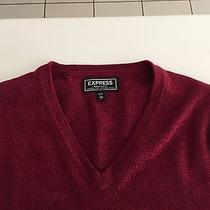 Express Men's v Neck Sweater Photo