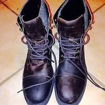 Express Men's Vintage Boots Photo