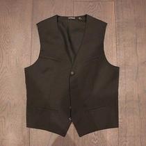 Express Men Suit Vest Large Photo