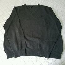 Express Men Vneck Sweater  Photo