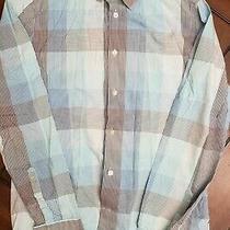Express Mens Dress Button Down Shirt Extra Slim Fit Size Medium 15 15 1/2 Photo