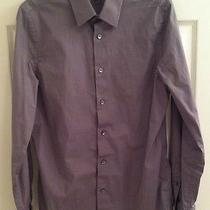 Express Mens Dress Shirt Medium Photo