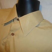 Express Mens Dress Shirt Xl Strecth Fit Photo