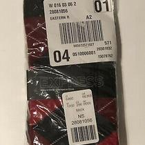 Express Mens Dress Socks Eastern Red Size 8-12 in Original Plastic Packaging Photo