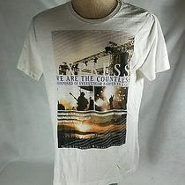 Express Mens Fitted Graphic T Shirt