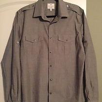 Express Mens Fitted Shirt Large Photo