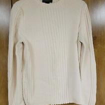 Express  Mens Long Sleeve Sweater Shirt Size Medium Photo