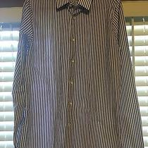 Express Mens Shirt Fitted Small Photo