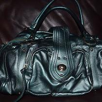 Express Metallic Green Handbag Photo