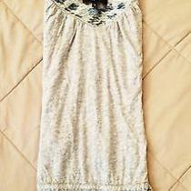 Express Metallic v-Neck Cami Photo