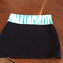 Express Mini Yoga Skirt Xs Photo