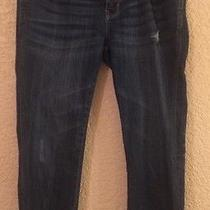 Express Modern Boyfriend Relaxed Low Rise 8 Waist Jeans Photo