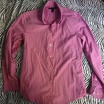 Express Modern Fit Longsleeve Purple Slim Fit Shirt Medium Spandex Photo