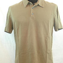Express Modern Fit Polo Shirt - Light Brown Photo