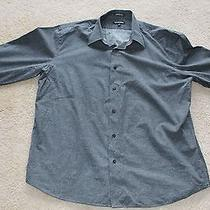 Express Modern Fit Shirt Men Size Xxl  Photo