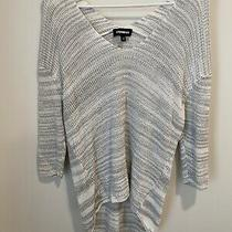 Express Off the Shoulder Sweater Size Xs  Photo