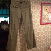 Express Olive Cargo Pants Size 6 Photo