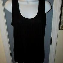 Express One Eleven Black Tank Top Size Xs Women's  Photo