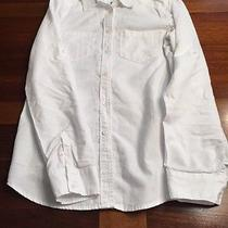 Express Original Fit White Button Up Photo