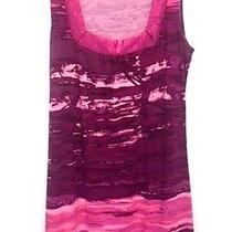 Express Pink Embellished Dress Women's Size Medium Photo