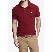 Express Pique Polo Shirt Size M Photo