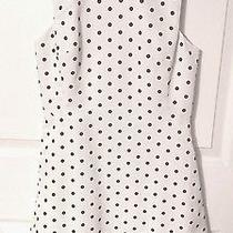Express Polka Dot Dress Xs Photo