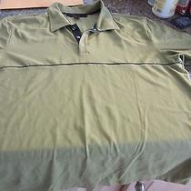 Express Polo Shirt - Green - Xl - Modern Fit Photo