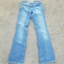 Express Precision Fit Sarula Size 2 Regular Light Blue Jeans Photo