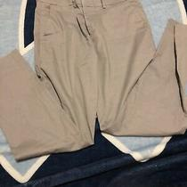 Express Producer Light Gray Dress Pants Mens Size 33/34 Photo