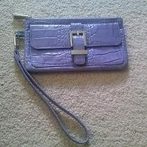 Express Purple Clutch Photo
