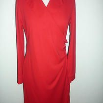 Express Red Dress - Size 11/12 Photo