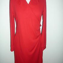 Express Red Dress - Size 11/12 Photo