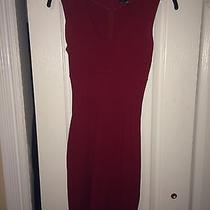 Express Red Dress Sz Xxs Photo