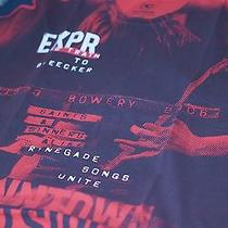 Express Red Graphic Tee Large Photo
