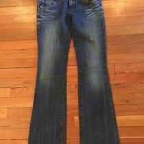 Express Rerock Jeans Boot Size 0r Photo