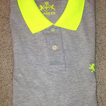 Express S/s Polo's Size Extra-Large  Photo