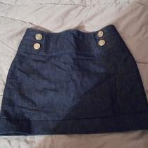 Express Sailor Mini Skirt Photo